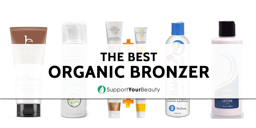 The Best Organic Bronzer