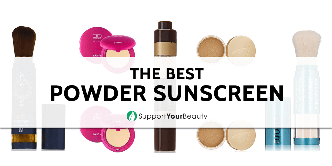 The Best Powder Sunscreen