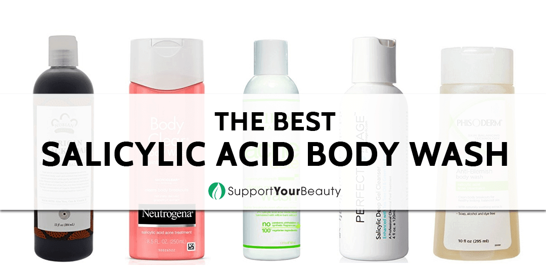 The Best Salicylic Acid Body Wash