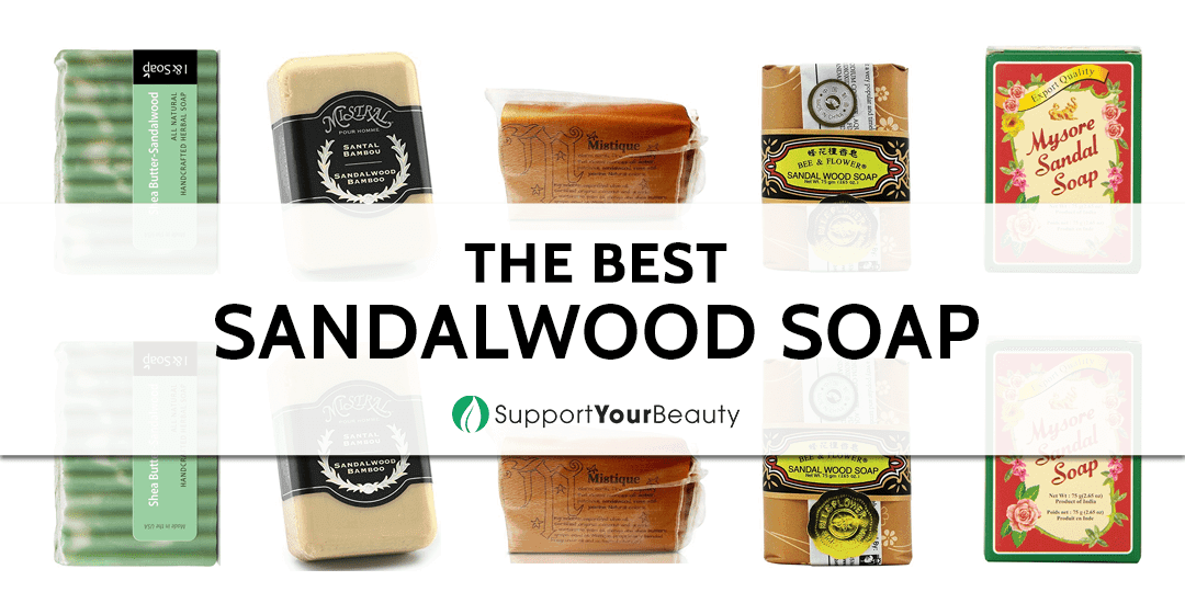 The Best Sandalwood Soap