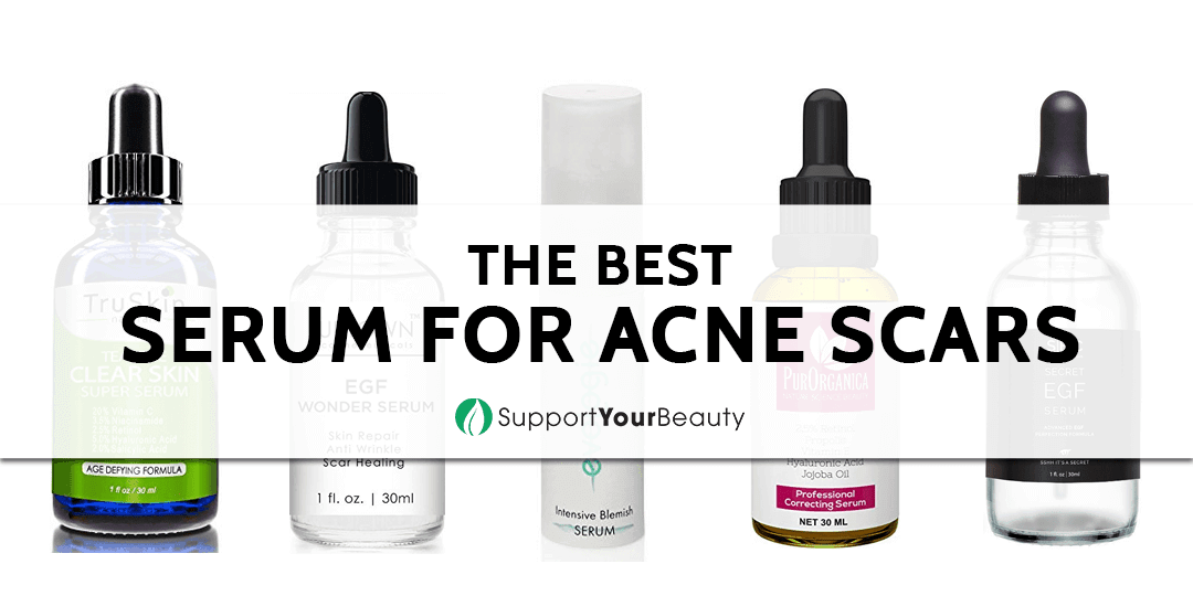 The Best Serum for Acne Scars
