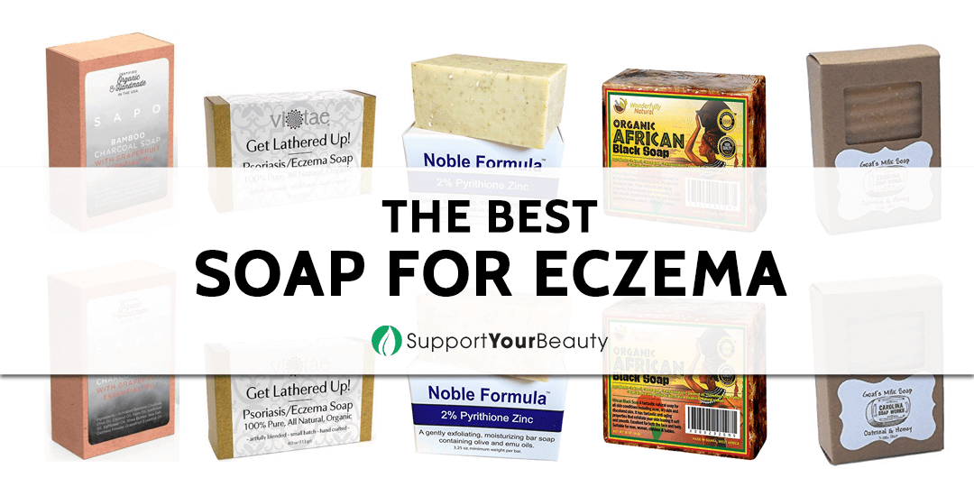 The Best Soap for Eczema