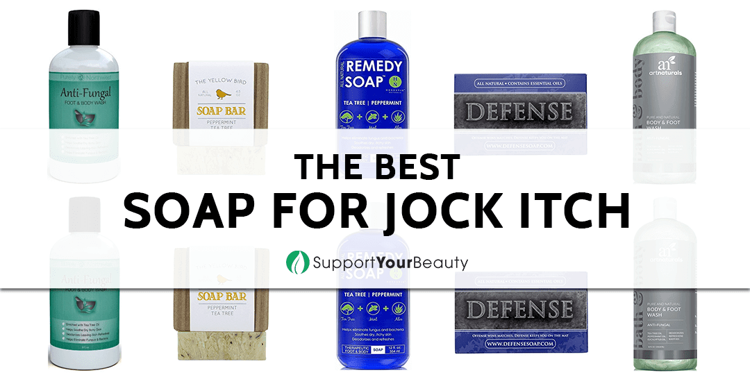 The Best Soap for Jock Itch