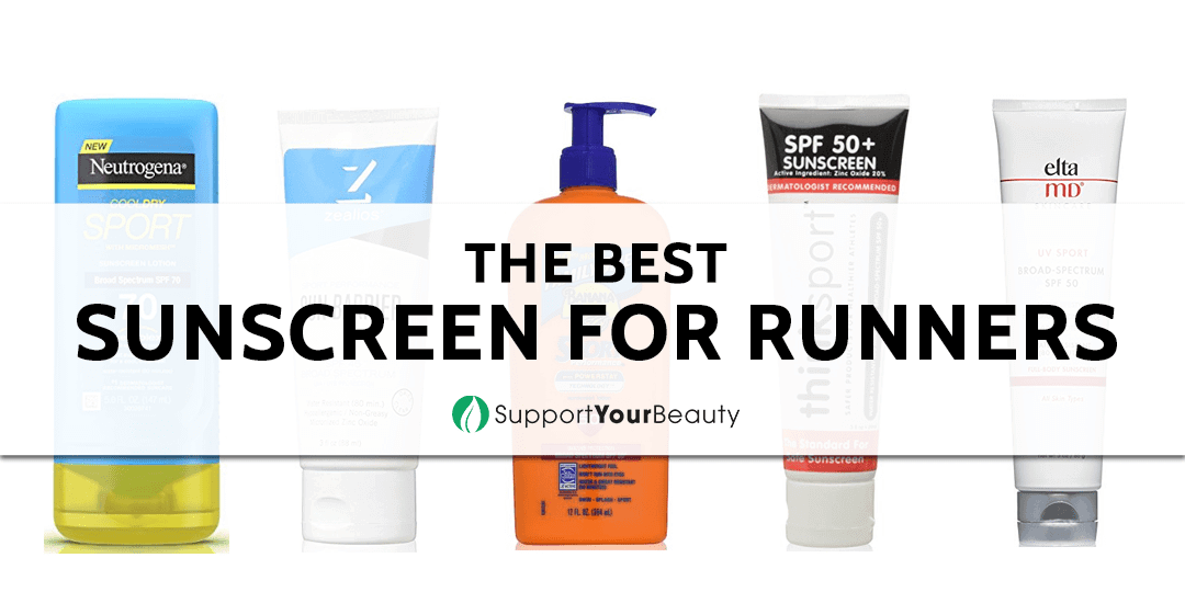 The Best Sunscreen For Runners