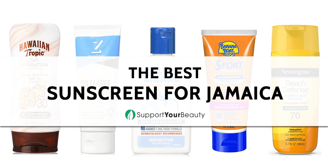 The Best Sunscreen for Jamaica