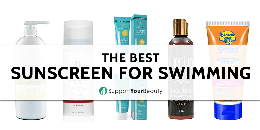 The Best Sunscreen for Swimming