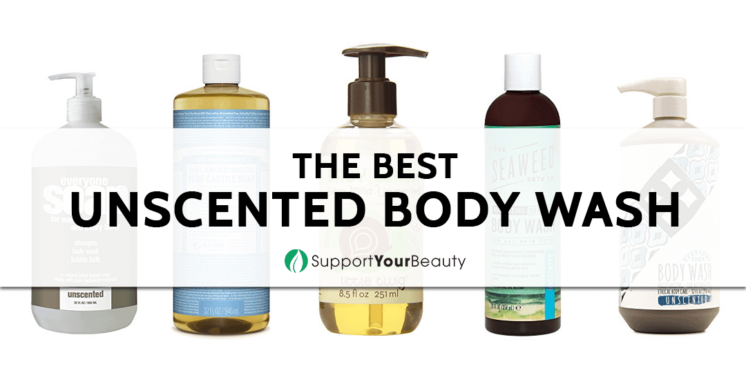 The Best Unscented Body Wash