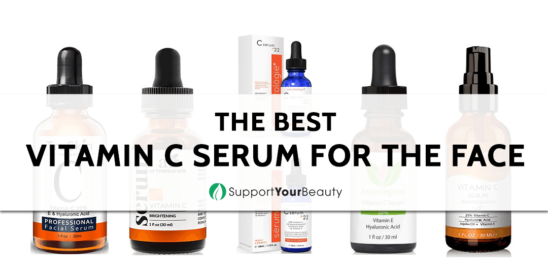 The Best Vitamin C Serum for the Face