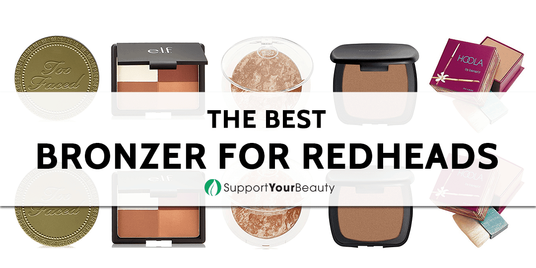 The Best Bronzer for Redheads