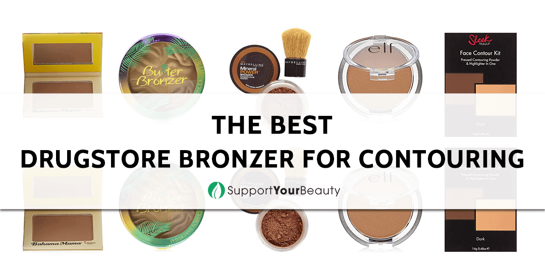 The Best Drugstore Bronzer For Contouring