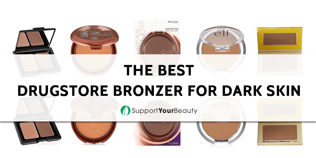 The Best Drugstore Bronzer for Dark Skin