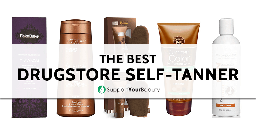 The Best Drugstore Self-Tanner