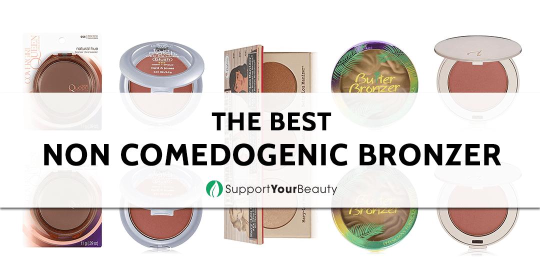The Best Non Comedogenic Bronzer