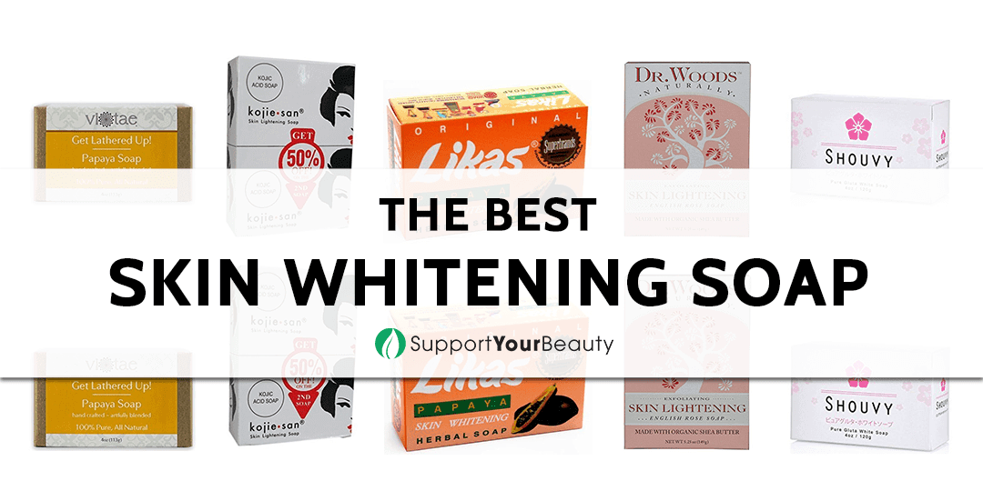 The Best Skin Whitening Soap