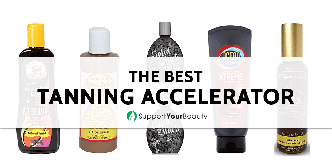 The Best Tanning Accelerator