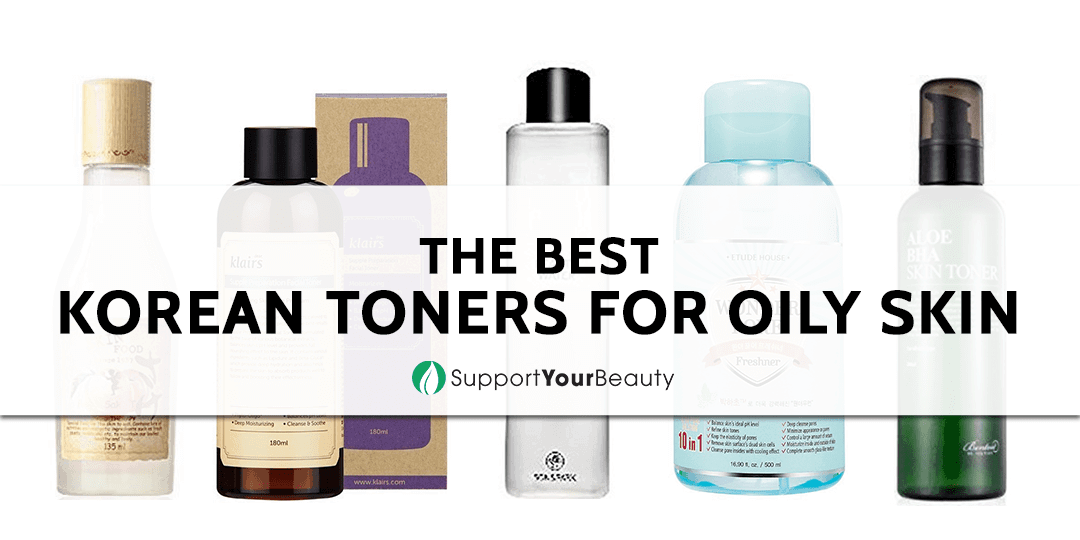 The Best Korean Toners for Oily Skin