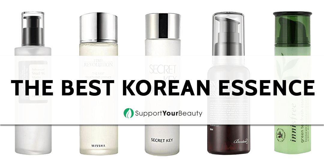 The Best Korean Essence