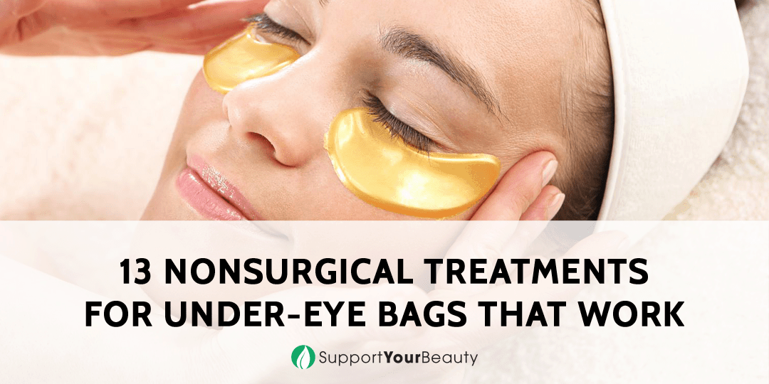 Nonsurgical Treatments for Under-Eye Bags