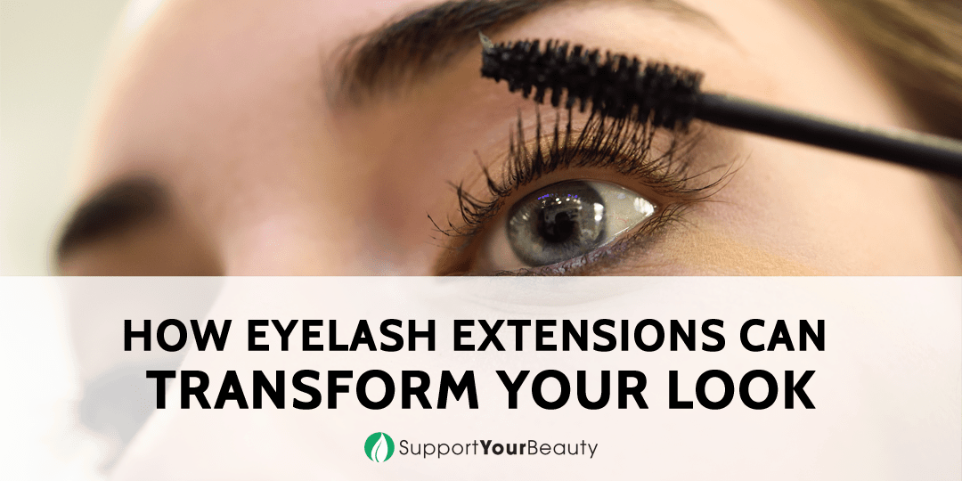 How Eyelash Extensions Can Transform Your Look