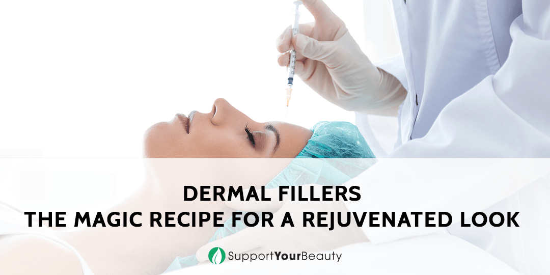 Dermal Fillers – The Magic Recipe for a Rejuvenated Look