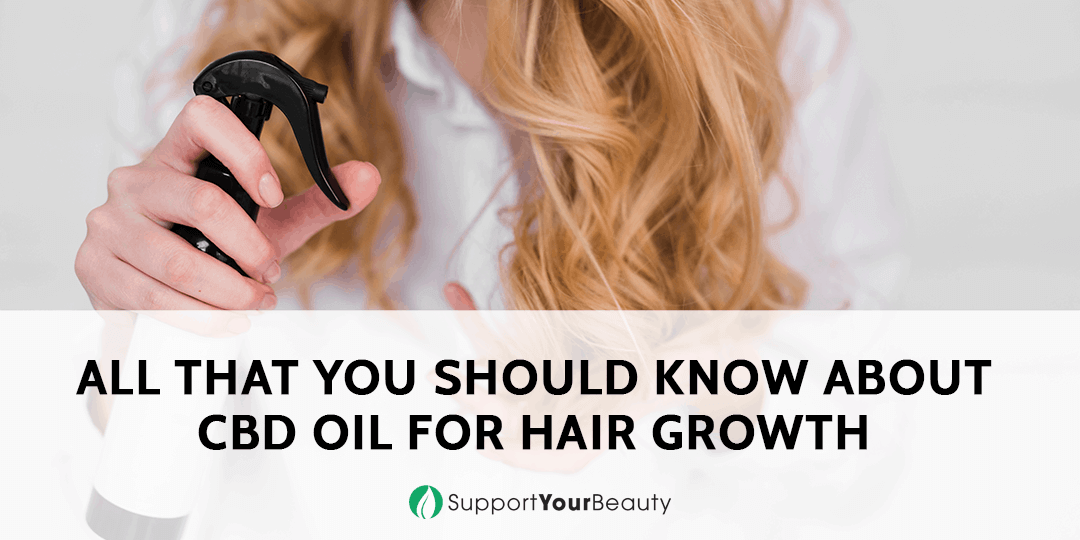 CBD Oil for Hair Growth