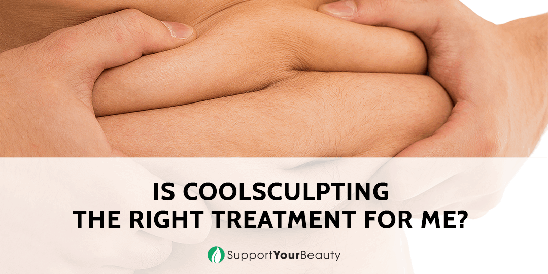 Is CoolSculpting The Right Treatment For Me