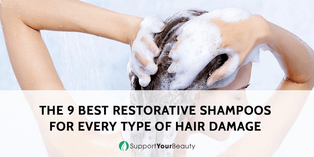 Best Restorative Shampoos for Damaged Hair