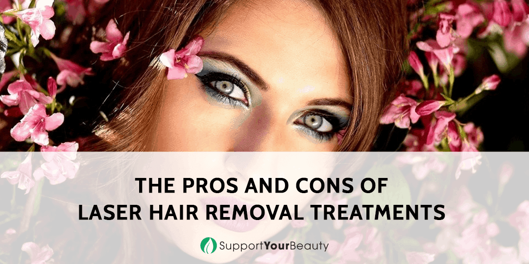 The Pros and Cons of Laser Hair Removal Treatments