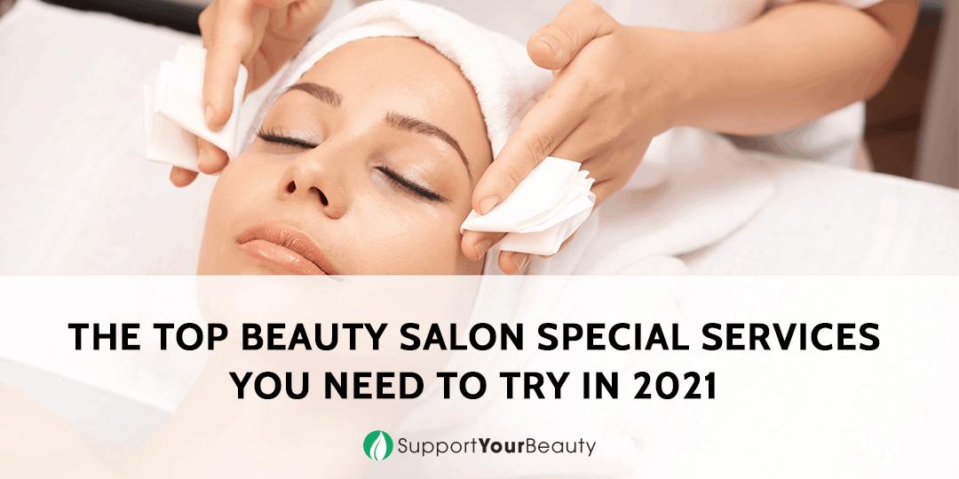 Beauty Salon Special Services